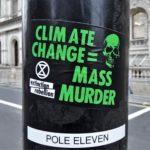 Extinction rebellion: Cando o ecoloxismo e a ciencia se unen para a rebelión